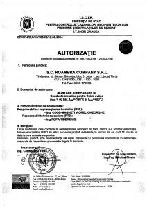 Autorizatii si certificari 004
