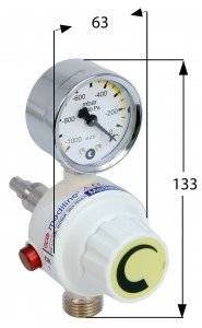 Medievac_plus_vacuum_regulator_measurements